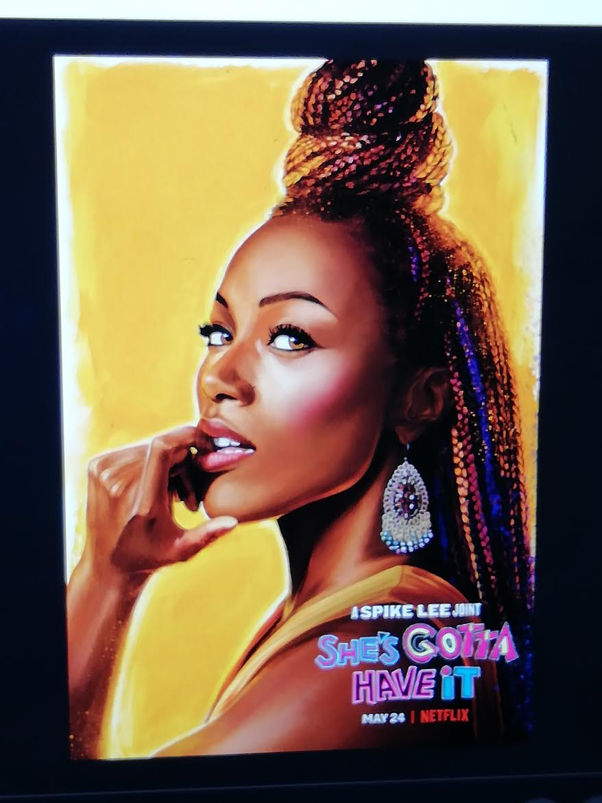 SERIE TV She's gotta have it 1&2