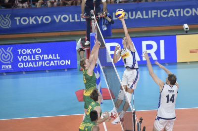 VOLLEY Nelli e Giannelli salvano l'Italia