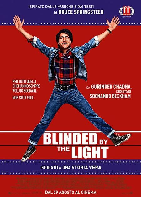 CINEMA Blinded by the light