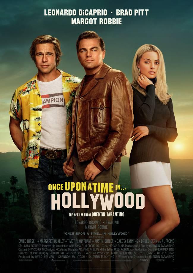 CINEMA C'era una volta…a Hollywood