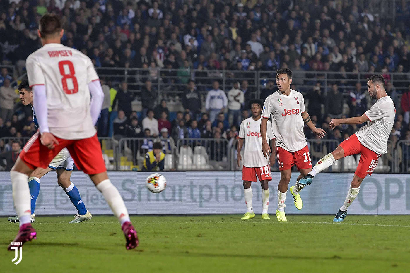 CALCIO Brescia-Juventus 1-2