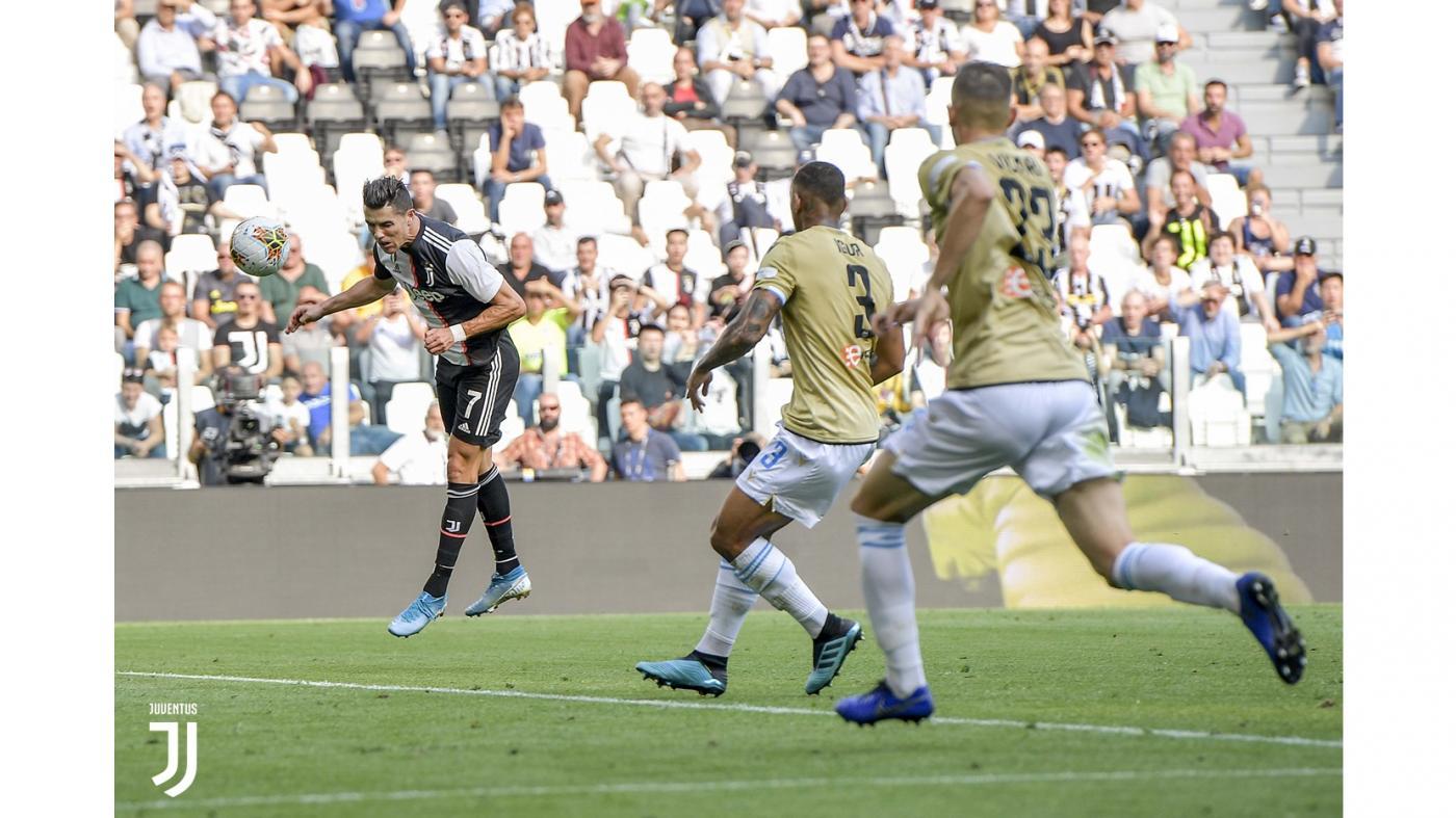 Juventus-Spal 2-0