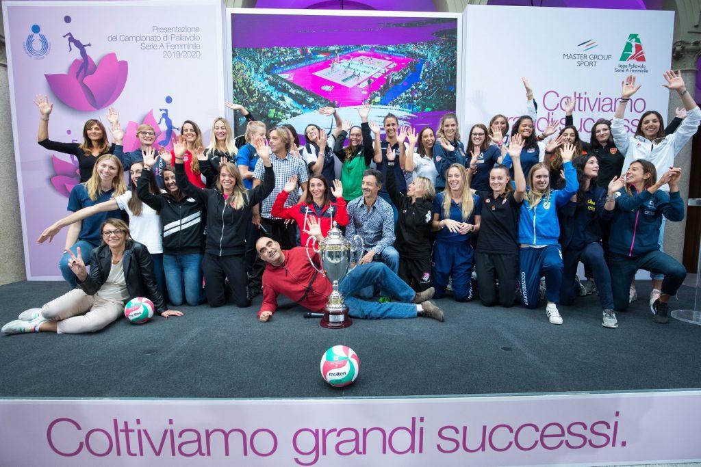 Presentazione campionato Volley femminile