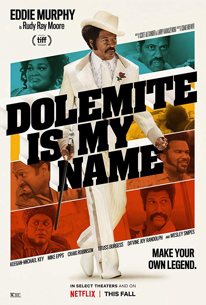 Dolemite is my name, firmato Eddie Murphy