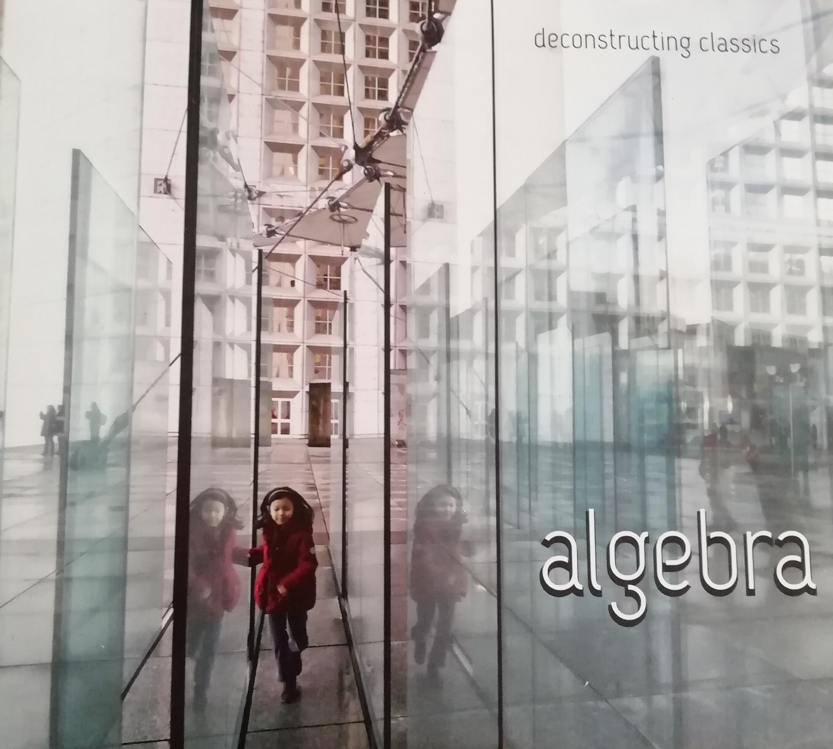 Algebra, cover prog con passione