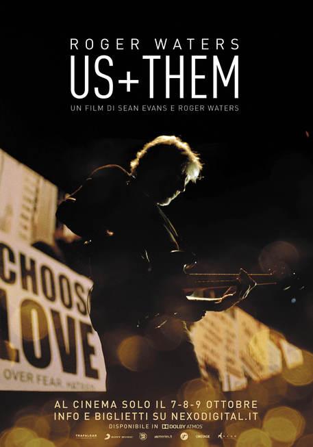 Us + Them, il film di Roger Waters