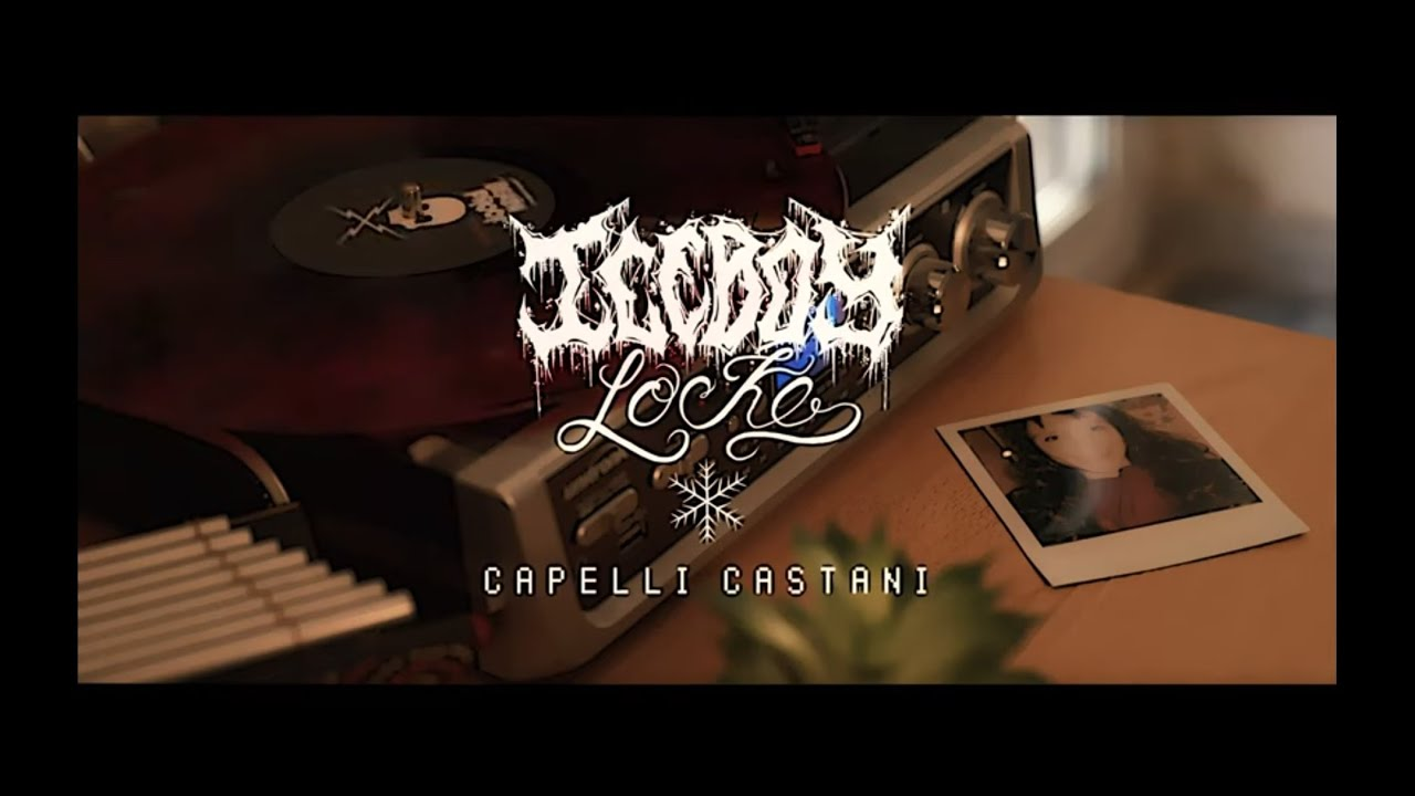 Il nuovo singolo di Iceboy Locke: Capelli castani
