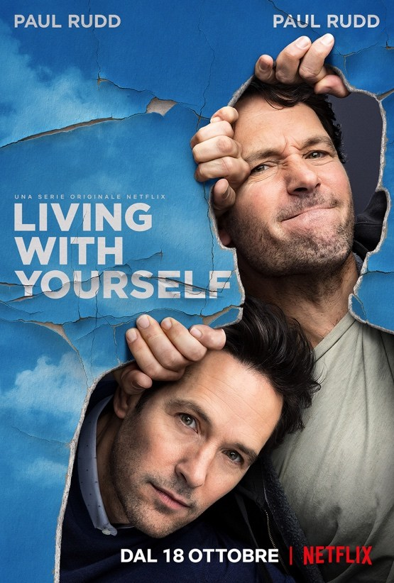Living With Yourself su Netflix
