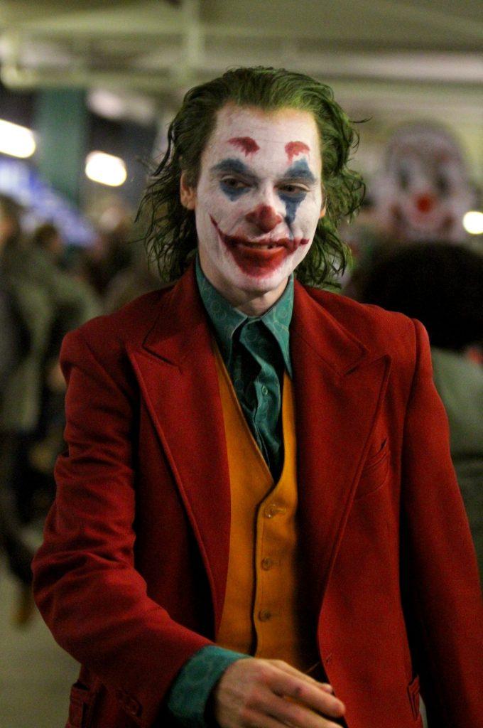 Joker, uno dei film in originali in programmazione al cinema Barberini di Roma