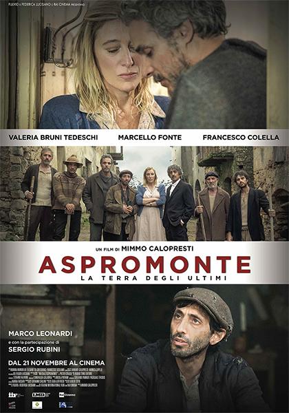 Aspromonte, il film degli ultimi