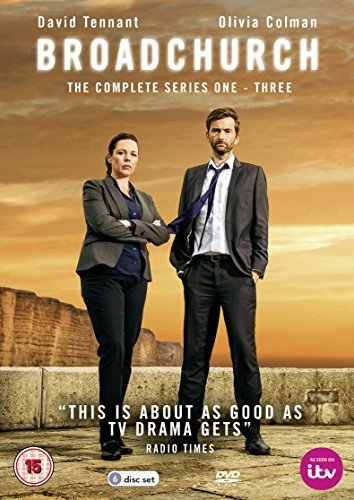 Broadchurch, serie Tv in tre stagioni