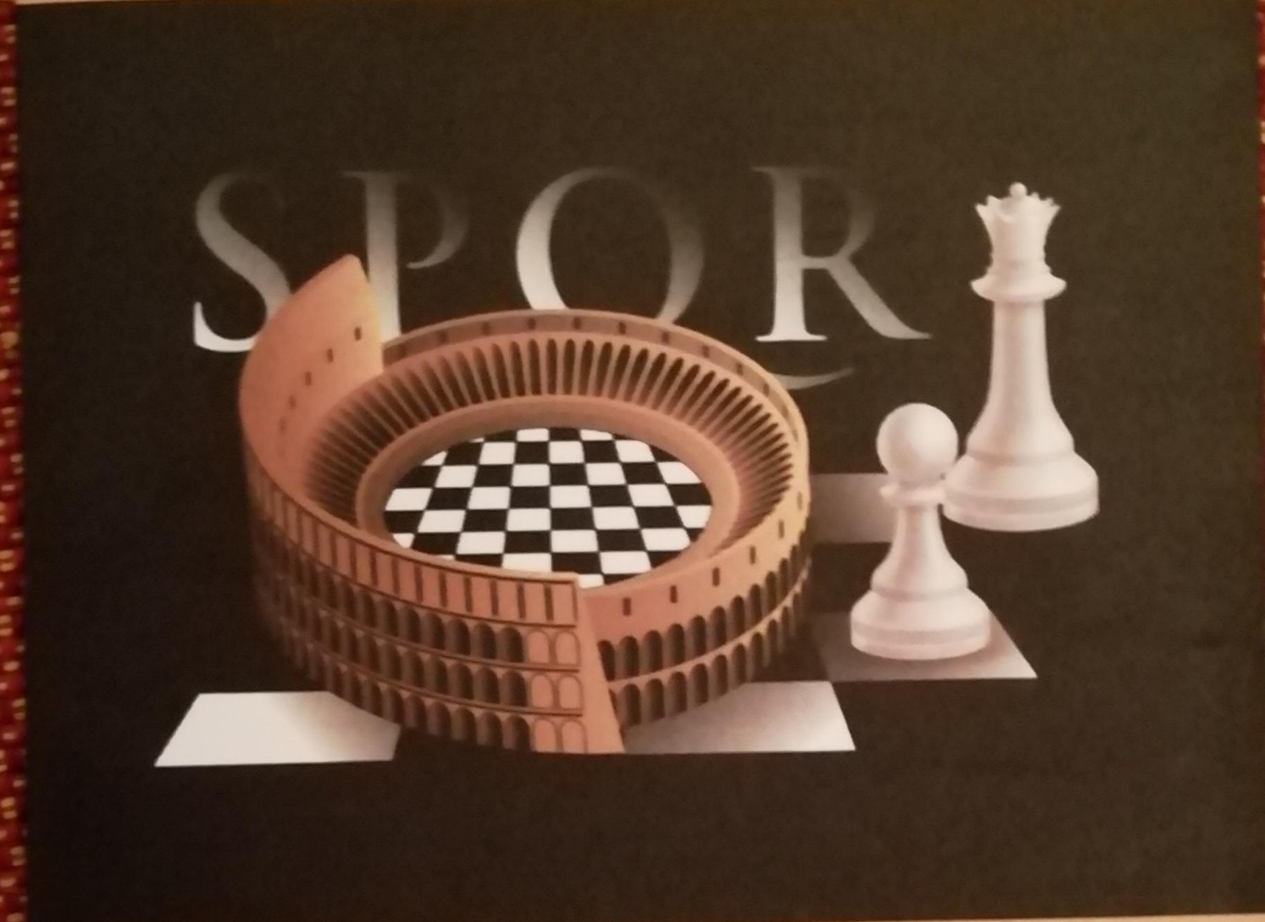 Festival degli scacchi, Roma Città Aperta