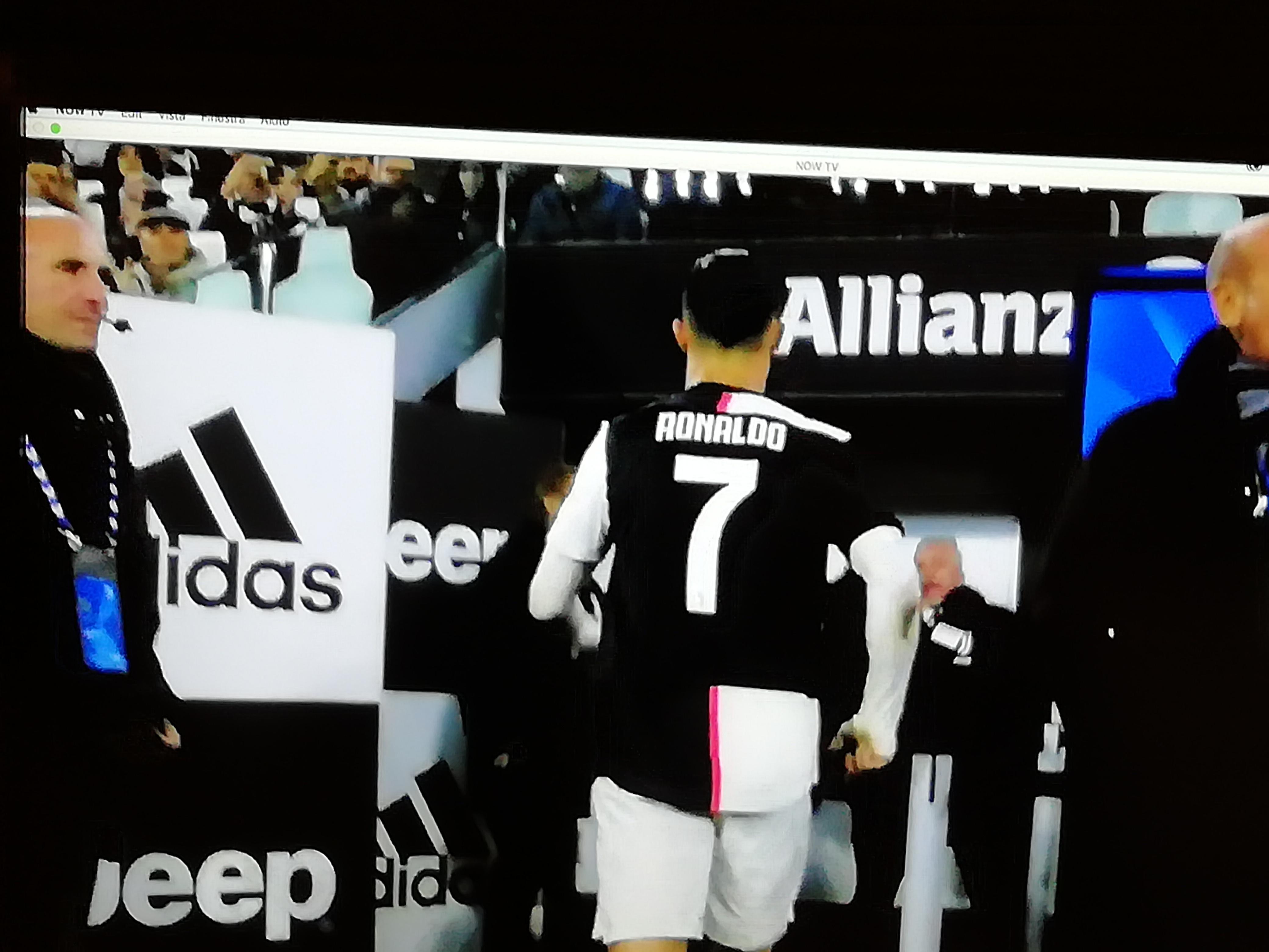 Juventus-Milan 1-0, lampo Dybala, sgarbo Ronaldo