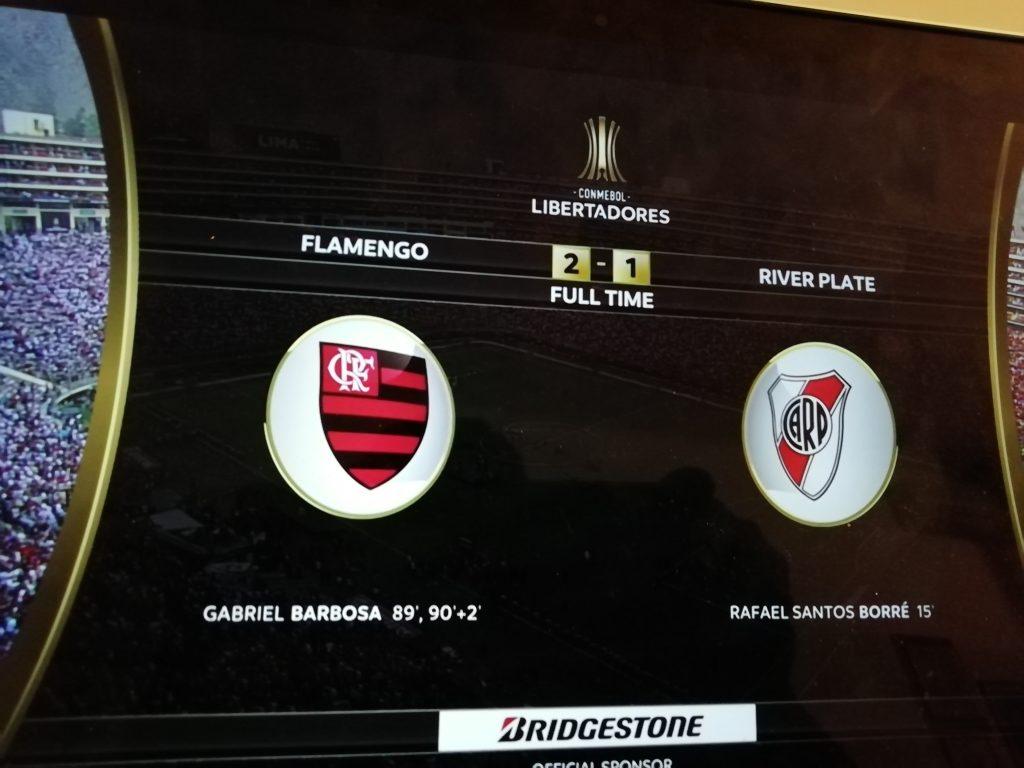 Il tabellone della Libertadores 2019