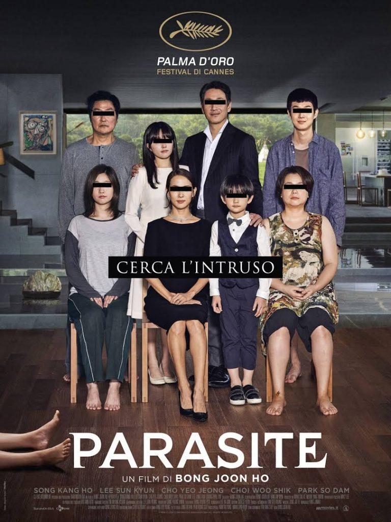 Parasite. il film di Bong Joon Ho Palma d'oro a Cannes 2019