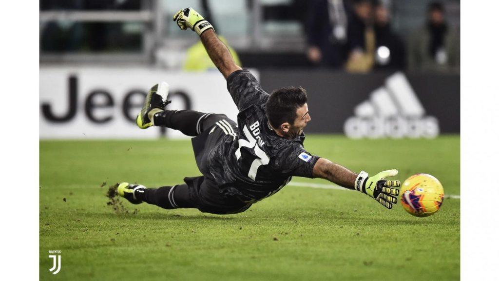Gianluigi Buffon, Foto Juventus.com