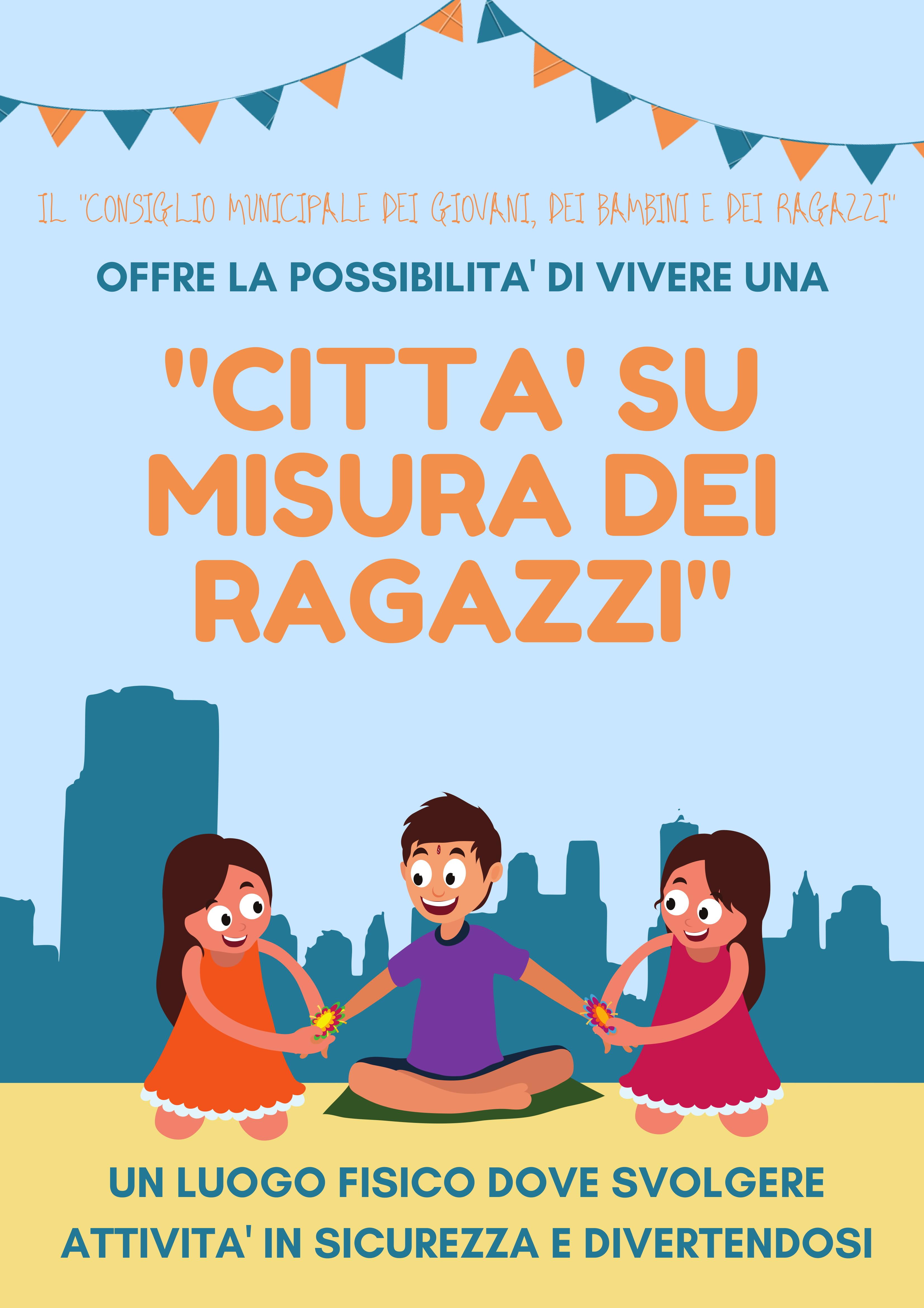 Roma: Consiglio Municipale dei Bambini e dei Ragazzi