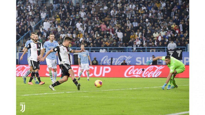 Lazio-Juventus 3-1, la Supercoppa ai più forti