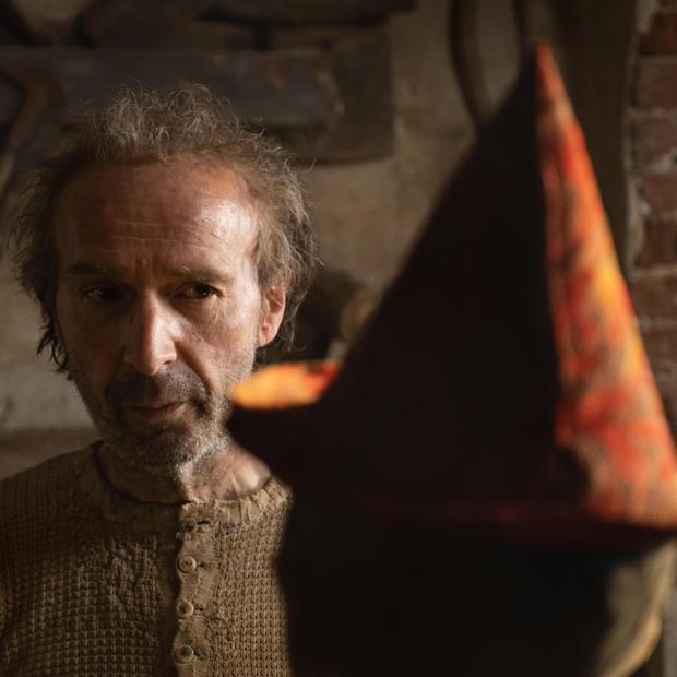 Roberto Benigni, Geppetto nel Pinocchio di Garrone
