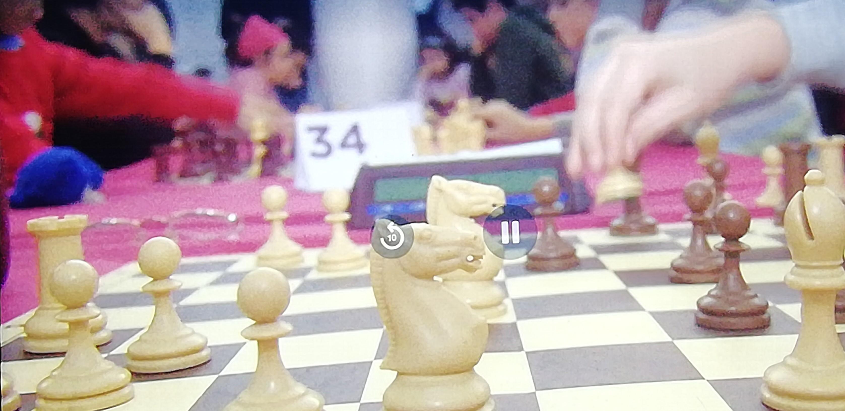 Scacchi a Roma, nell'Open B ha vinto un dodicenne!