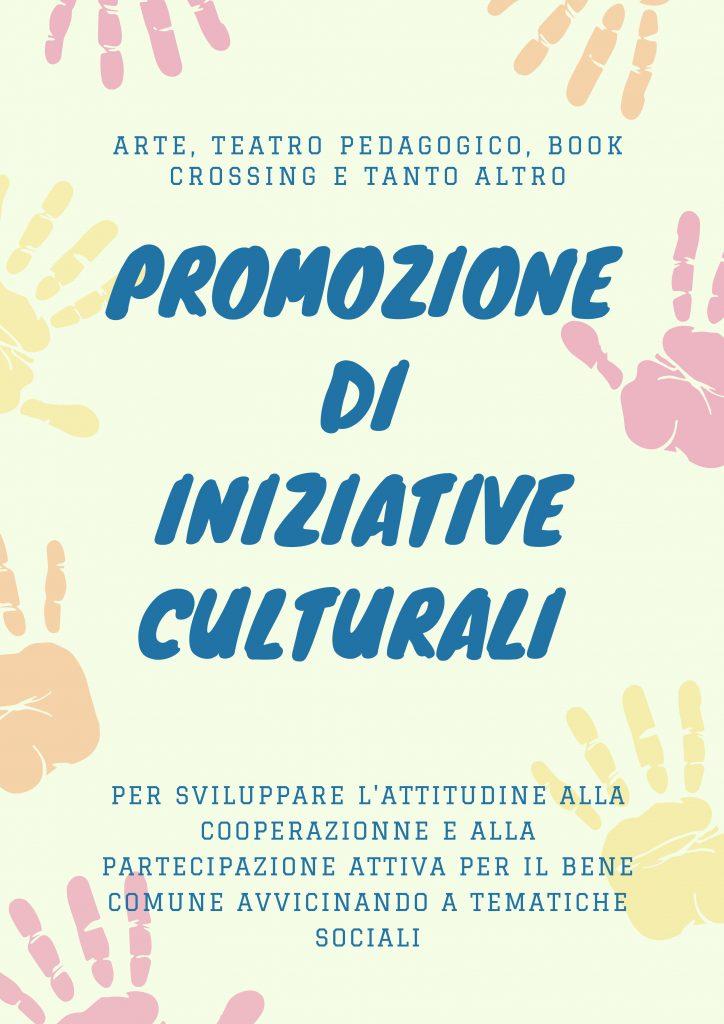 Iniziative culturali