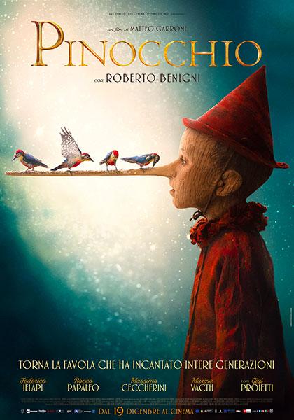 Il Pinocchio di Garrone, il nuovo classico