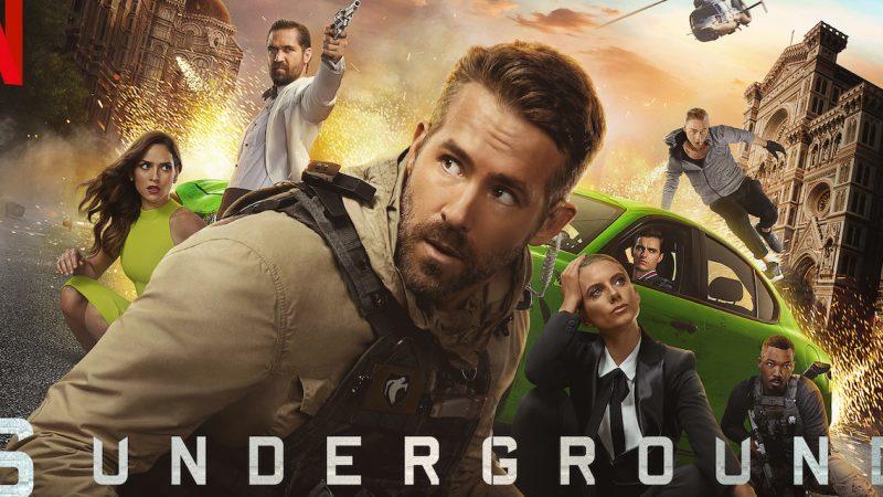 6 Underground, su Netflix | Recensione