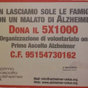 Alzheimer, vaccino sperimentale tra due anni?