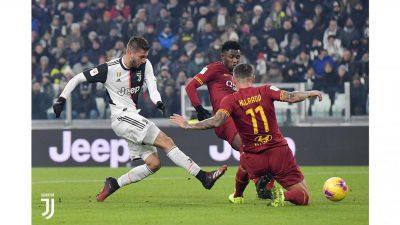Juventus-Roma 3-1 | Coppa Italia