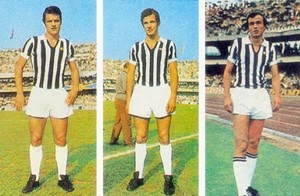 Capello, Spinosi, Landini, dalla Roma alla Juventus negli anni '70