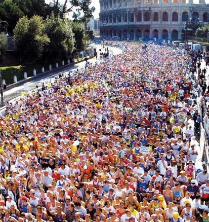 Maratoneti stranieri, cambia la legge