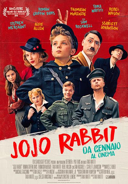 Jojo Rabbit Recensione