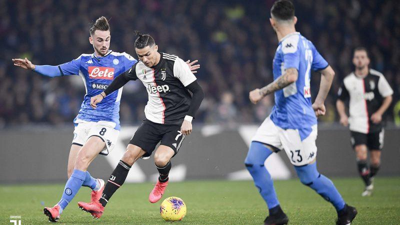Napoli-Juventus 2-1, decide Insigne