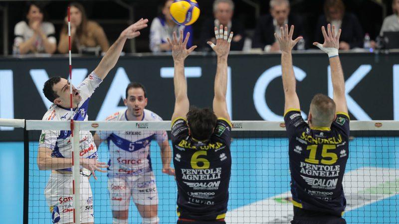 Dall'Atalanta all'Olimpia Volley, Bergamo vincente