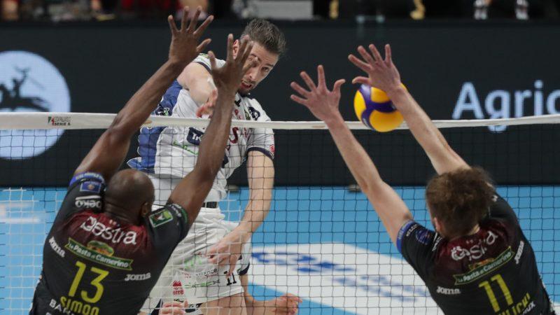 Coppa Italia volley, Lube in finale con Perugia