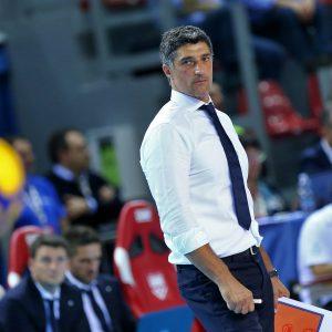 Coppa Italia pallavolo, il debutto di Giani