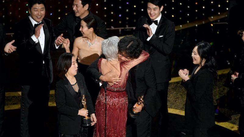 Oscar 2020 al film Parasite