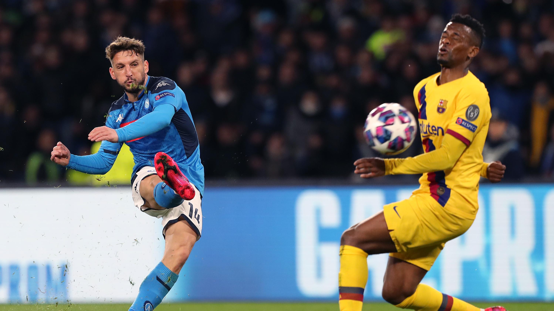 Napoli-Barcellona 1-1, Gattuso li ha Messi bene