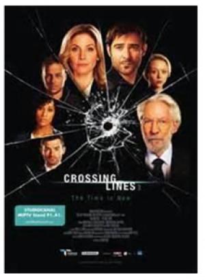 Crossing lines, la terza stagione della serie Tv su Netflix