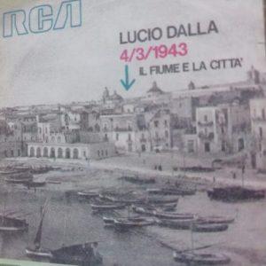 Lucio Dalla, 4 marzo 1943