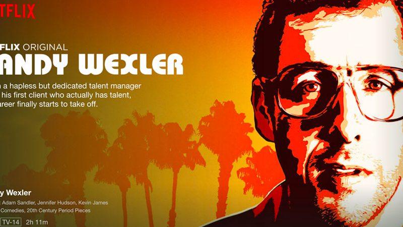 Sandy Wexler film | Recensione