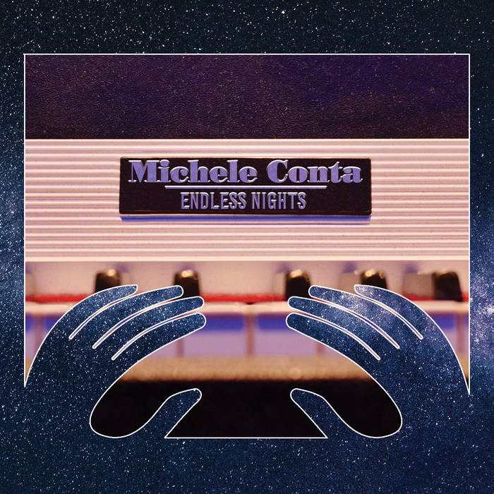 La copertina dell'album di Michele Conta, Endless nights