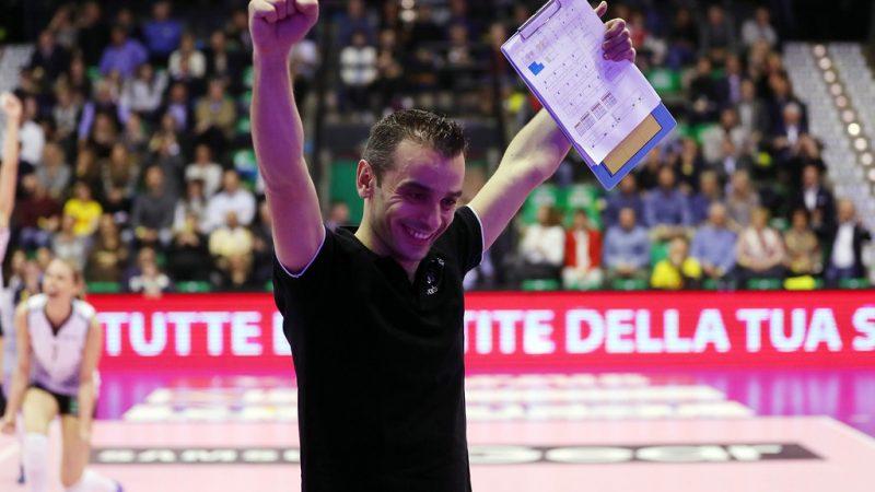 Saugella Monza, Marco Gaspari nuovo allenatore