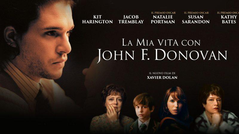 La mia vita con John F.Donovan | Recensione