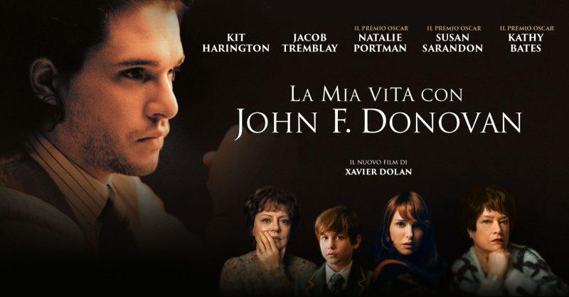 La mia vita con John F.Donovan   Recensione