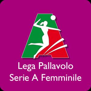 Logo della Lega Volley Femminile