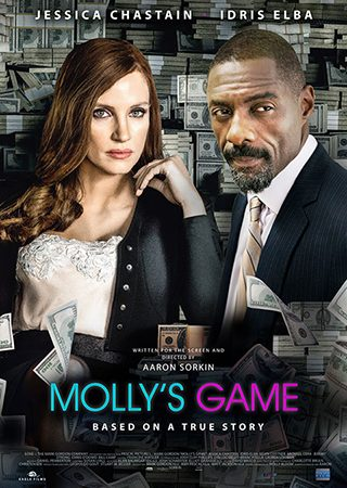 Molly's game | Recensione film
