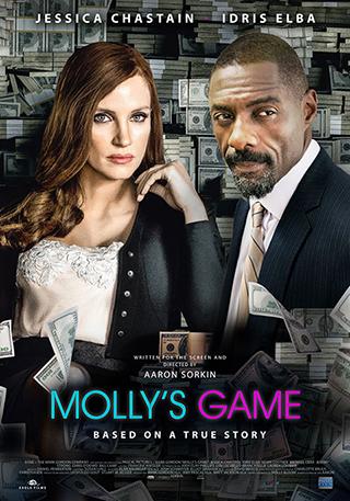 Molly's game | Recensione film