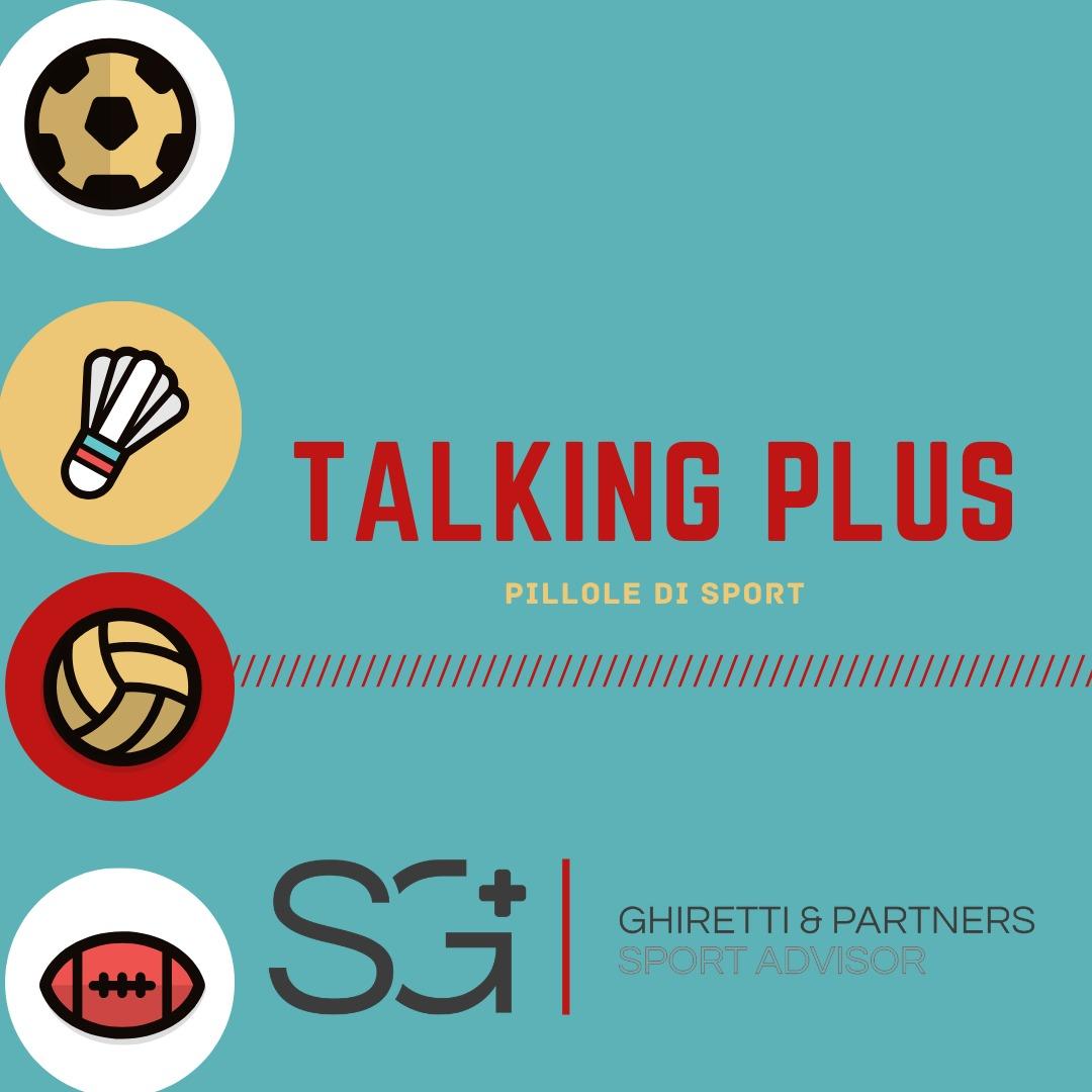 Talking Plus, Pillole di sport su Facebook