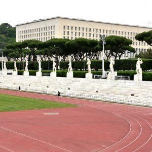 Golden Gala a Roma: Stadio dei Marmi, 17 settembre